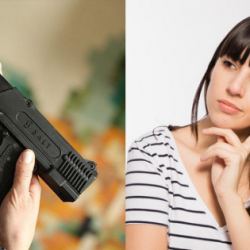 pistola balas gas pimienta