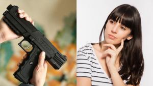 Conviene pistola balas de pimienta
