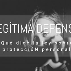 legítima defensa